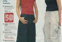 moda de los 90