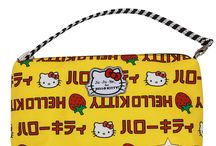 Strawberry Stripes: Ju-Ju-Be for Hello Kitty