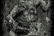 Dark artworks