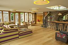 Luxurious Living / Take a look at some of our favourite living spaces on our properties at Kate and Toms