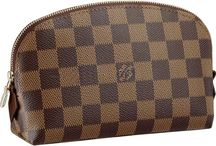 Louis Vuitton Cosmetic Pouch 30% Off Promise Authenticity