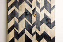 plywood print