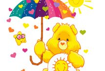Care Bears and friends / *the original designs are not mine
