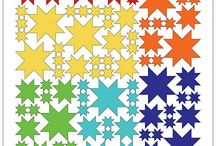 Quilt - four seasons - four quilts