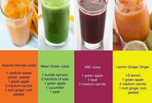 Juicing Recipies