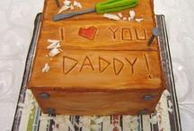 Isänpäiväkakkuja - Fathers Day Cakes / Parhaat isänpäiväkakkuideat saat täältä!