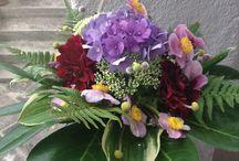 Blomster / Buket fra haven