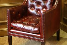 The 'Nelson' Chair / Recreating Admiral Nelson's Favoured Leather Chair Aboard HMS Victory