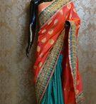 Winter Wedding  Collection / Sarees for winter wedding season