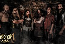 Distoriam / We are Distoriam. We play Epic Historical Folk Metal with heavily down-tuned guitars and traditional instruments.  https://distoriam.bandcamp.com/