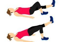 Cvičení (workout)
