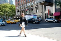 NYFW street styles / Be inspired by the energy of New York Fashion Week!