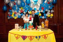 Birthday parties / by Gina Kim-Folston