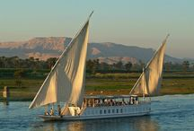 Sailing Down the nile in Egypt / Egypt private tours and luxury Nile cruises!