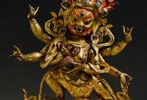 Hinduism and Tibetan buddhism