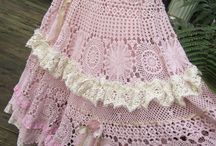 Crochet Skirts / by Hanadi Alali