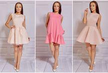 Sukienki na wesele / Modne sukienki na wesele 2015