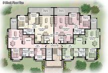 Building Plans apartment