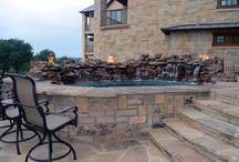 Spas & Fountains