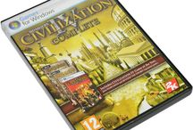 Civilization / Civilization is a turn-based strategy game series in which you attempt to build an empire to stand the test of time. Created by legendary game designer Sid Meier. tnsdeals.com/civilization.html