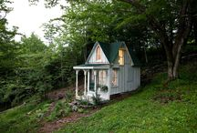 Tiny Homes / Small spaces, big design.