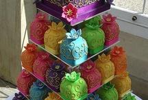 Cake Ideas! / by Kim Lewis