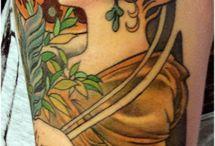 Tattoos Vários!!! :-p