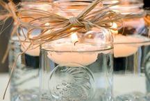 Tablescapes / Various table decorations and designs