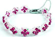 Beaded Bracelets / by Kathy Klemm Whelchel