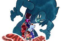 Steven universe & Undertale