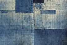 Irregular patchwork