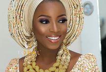 African Beauty&Wedding