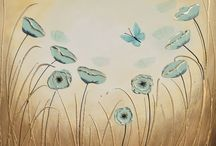 Flowers / Art / Painting / Artworks