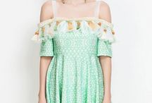 new printing dress,love it / by Emily Dandial