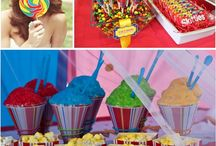 Party ideas / by Kelly Monroe