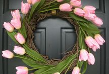 Spring / Easter/Spring decor and party ideas