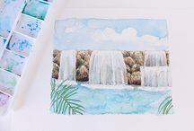 Art tutorial / by Soli