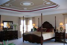 Master bedroom / by Shannon Perry