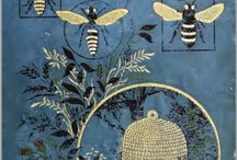 B is for Bees.