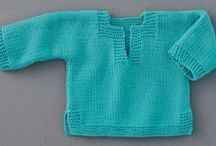Casaquinhos de tricor