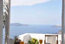 veranda and balcony