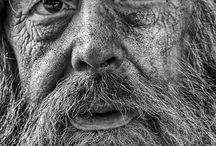 Unique Facial portraits/Unieke gesigstudies