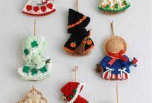 People crochet