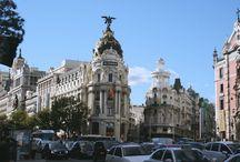 Reisen - Madrid