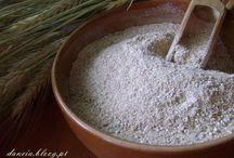 Chleb - zakwas, rodzaje, dokarmianie, przechowywane, suszenie....