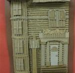 ceramic house fronts