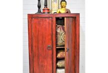 Chinese Cabinets & Oriental Furniture