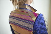 Costume / Made to order from customised Indian Sari's
