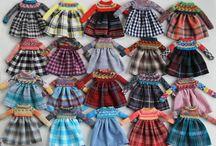 bonecas...roupas