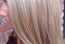Włosy / Blond